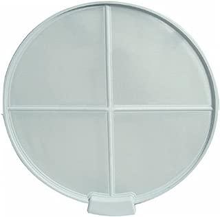 Spares2go para calentador de agua repuesto para filtro de aire 2300 W termostatos y pantalla a juego para salida de puede secarse a m/áquina Indesit IDC75SUK IDC75UK IDC75