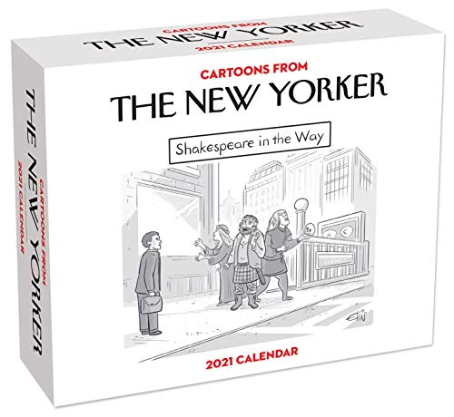 Cartoons from The New Yorker 2021: Original Andrews McMeel-Tagesabreißkalender [Kalendar]