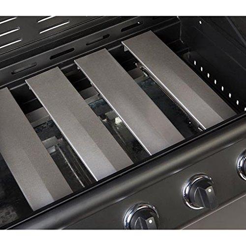 TAINO® Gasgrill BBQ Grill-Wagen - 4