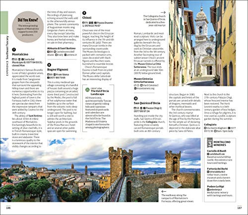 DK Eyewitness Florence and Tuscany (Travel Guide) - 51dO dmvaVL