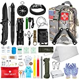 Best Survival Kits - TAIMASI 100PCS Emergency Survival Kit and First Aid Review