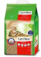 Made from 100% pure organic fibre Binds liquid and odour effectively inside the fibre and boasts up to 3 times higher yield than mineral-based cat litters Compostable 100% biodegradable Note: Date mentioned on the product is not an expiry date