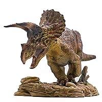 恐竜博物館トリケラトプスドリー1:35サイエンスアートモデル 子供おもちゃ 恐竜 模型 誕生日プレゼントジュラシック・ワールド