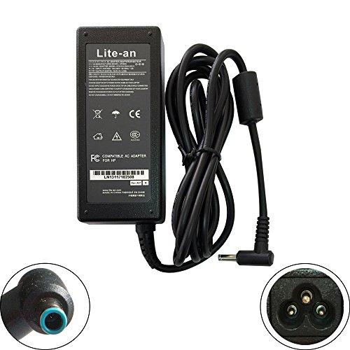 LITE-AN Chargeur pour HP ProBook 645-G3 650-G2 650-G3 655-G3 Ordinateur PC Portable - Adaptateur d'alimentation 65W 19.5V 3.33A