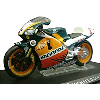 Ixo 1/24スケール バイクコレクション ホンダ NSR500 1998 マイケル・ドゥーハン