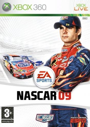 Electronic Arts Nascar 09, Xbox 360 - Juego (Xbox 360, Xbox 360)