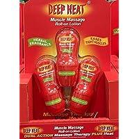 Deep Heat Muscle de masaje Roll On Loción 50ml