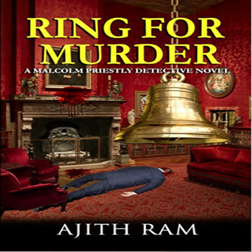 Ring for Murder: A Malcolm Priestly Detective Novel  By  cover art