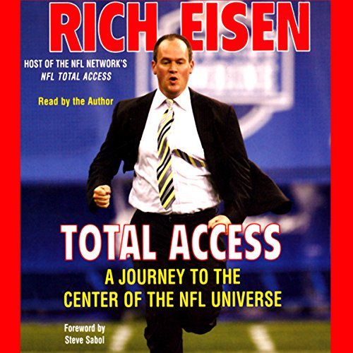 Total Access audiobook cover art