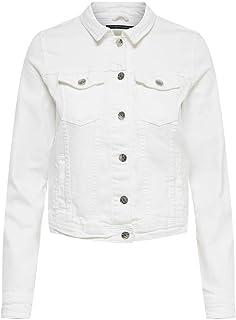 ONLY Onltia Dnm Jacket Bb Col Bex168A Noos dames spijkerjas