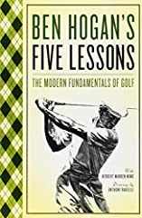 In each chapter, a different tested fundamental is explained and demonstrated with clear illustrations, as though Hogan were giving you a personal lesson with the same skill and precision that made him a legend Covers grip, stance, posture, first & s...