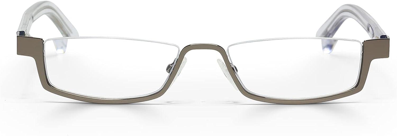 High material eyebobs Tulsa Mall Peek Performer Unisex Premium Men Reading for an Glasses