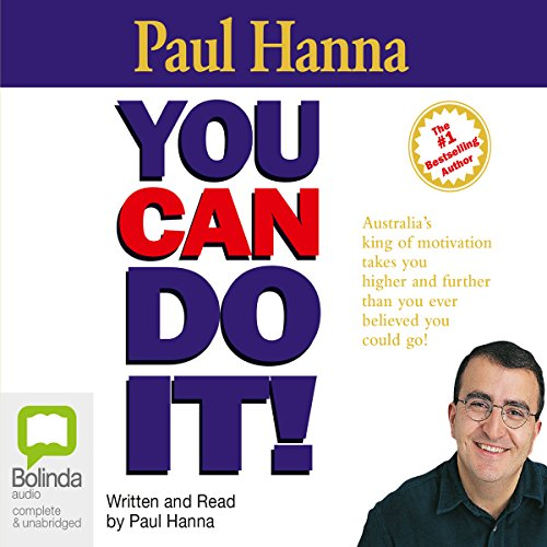 You Can Do It! audiobook cover art