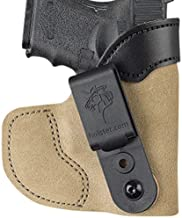 DeSantis Pocket-Tuk Inside The Waistband or Pocket Holster S&W J-Frame 2 to 2.25