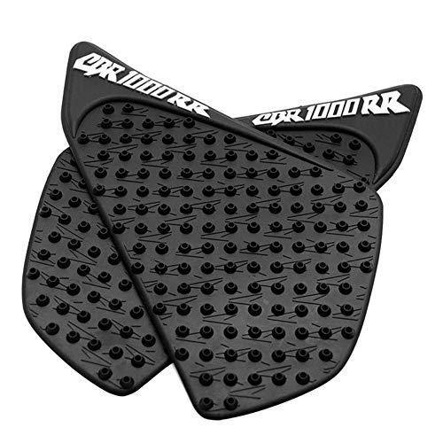 Motorfiets antislip tank pad sticker knie grip tractie zijpads fit voor honda cbr1000rr 2004-2007 motorfiets accessoires voor crafting diy