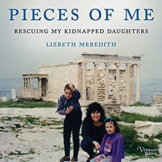 Pieces of Me audiobook cover art