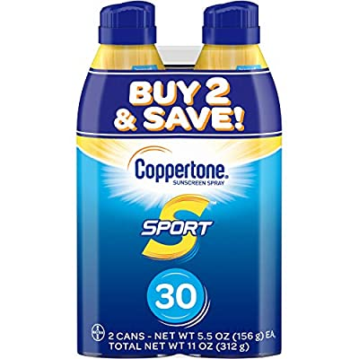 Coppertone SPORT Continuous Sunscreen
