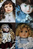 Vintage Dolls Writing Journal: Writing Journal 6x9