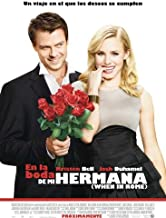 When in Rome Movie Poster (27 x 40 Inches - 69cm x 102cm) (2010) Spanish -(Kristen Bell)(Alexis Dziena)(Danny DeVito)(Josh Duhamel)(Will Arnett)(Lee Pace)