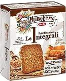 6x Mulino Bianco Fette Biscottate Volkoren 315 g Vollkorn Zwieback aus italien -