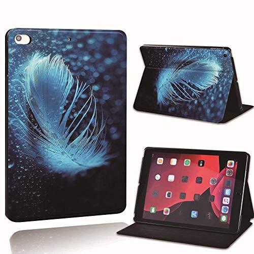 lingtai Funda de piel sintética para iPad 2, 3, 4, 5, 6, iPad Mini, Air/Pro (color: 4, tamaño: iPad 2, 3, 4, 4)