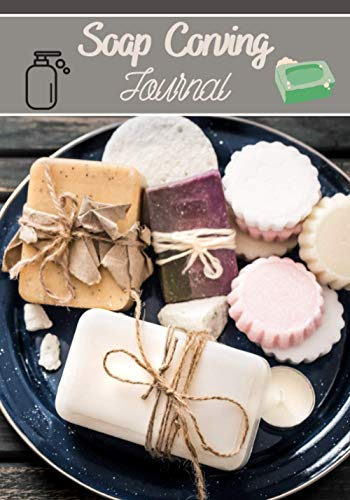 Soap corving journal: Soap corving journal | Format 7x10' | 150 pages to be completed | Ideal gift