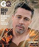 GQ Style Magazine (Summer, 2017) Brad Pitt Cover