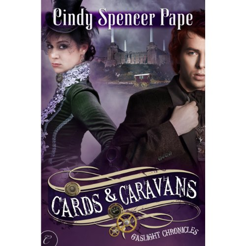 Cards & Caravans audiobook cover art
