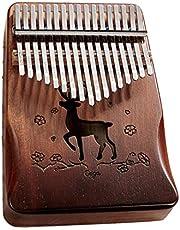 Kalimba Marimba 17 sleutels - Kalimba duimpiano vingerpiano mini Thumb Piano instrument