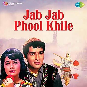 Jab Jab Phool Khile (Original Motion Picture Soundtrack)