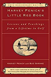top 10 golf instruction books Harvey Penic's Red Book: Lessons and Tutorials from Golf Life
