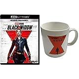 【Amazon.co.jp限定】ブラック・ウィドウ 4K UHD MovieNEX [4K ULTRA HD+3D+ブルーレイ+デジタルコピー+MovieNEXワールド](特典:オリジナル・マグカップ付き)[Blu-ray]