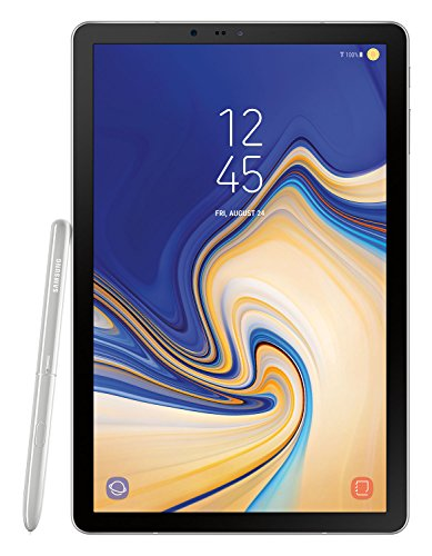 Samsung Electronics SM-T830NZALXAR Galaxy Tab S4 with S Pen, 10.5', Gray