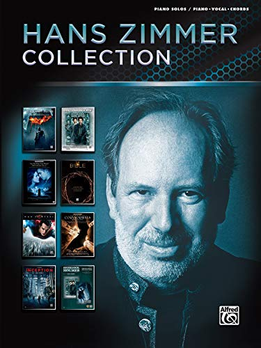 Hans Zimmer Collection [Lingua inglese]: 29 Faithful Arrangements for Piano Solo and Piano, Vocal and Guitar