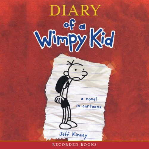 『Diary of a Wimpy Kid』のカバーアート