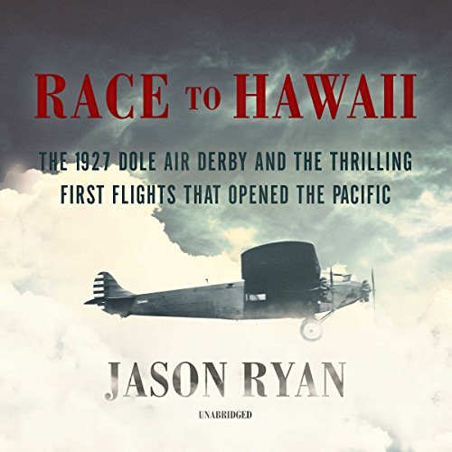 Race to Hawaii audiobook cover art