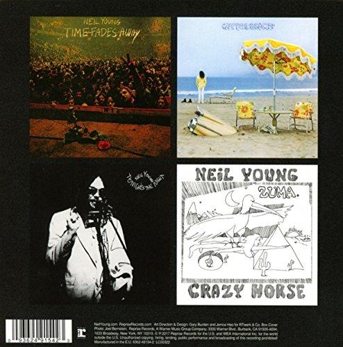 Original Release Series Discs 5-8 (4CD)
