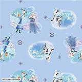 Disney Die Eiskönigin Elsa Olaf Anna Baumwollstoff für