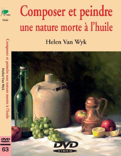 Composer et peindre une nature morte à l'huile - Cours de peinture en DVD