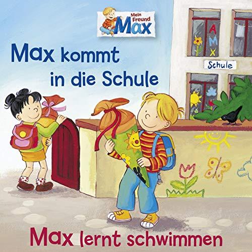Max kommt in die Schule / Max lernt schwimmen Titelbild