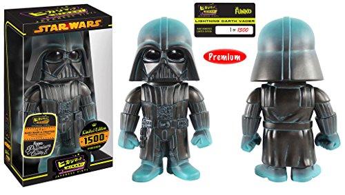 Star Wars Figura Hikari Sofubi Lightning Darth Vader 19 cm