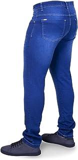 Calça Jeans Masculina Skinny Moderna