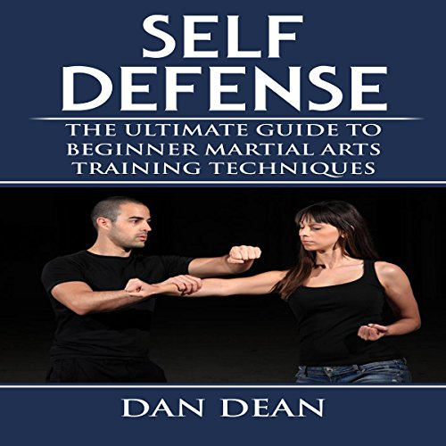 Self Defense audiobook cover art