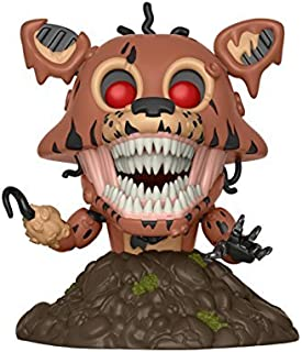 Funko POP! Books: Five Nights at Freddy's-Twisted Foxy Collectible Figure, Multicolor
