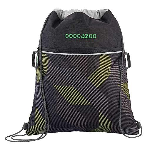 Coocazoo RocketPocket Polygon Bricks Grey Sports Bag