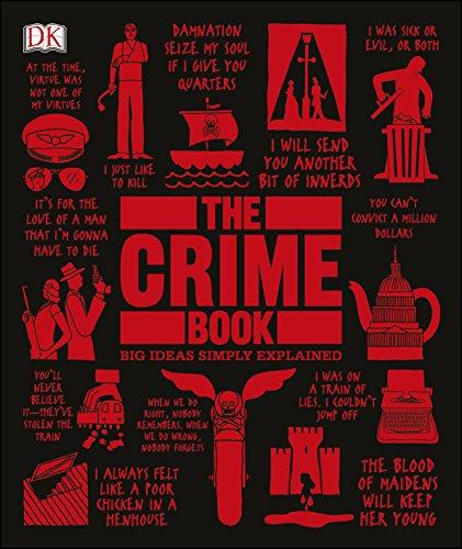 The Crime Book: Big Ideas Simply...