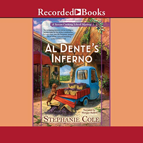 Al Dente's Inferno audiobook cover art