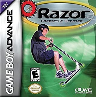 Razor: Freestyle Scooter GBA