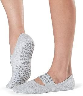 Grip Barre, Dance, Pilates, Yoga Socks - Tavi Noir Women's Lola Non-Slip Socks