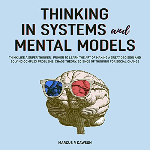 Thinking in Systems and Mental Models cover art